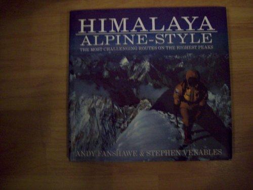 9780340649312: Himalaya Alpine-Style: NTW