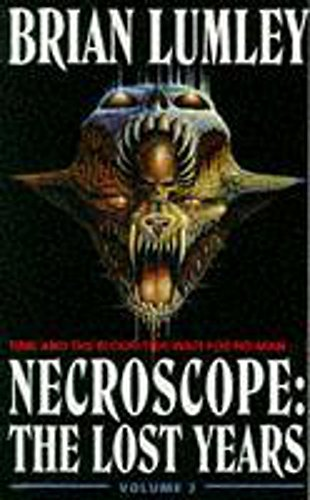 Necroscope: The Lost Years Volume 2