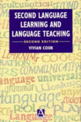 9780340652022: Second Language Learning and Language Teaching 2E