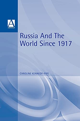 9780340652053: Russia and the World 1917-1991 (International Relations and the Great Powers)