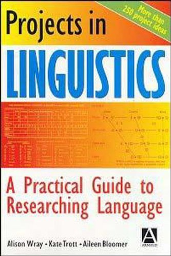 9780340652107: Projects in Linguistics, Second Edition: A Practical Guide to Researching Language
