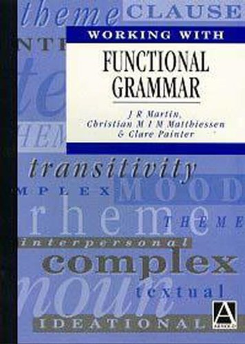 9780340652503: Working with Functional Grammar