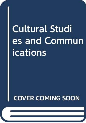 9780340652688: Cultural Studies and Communications