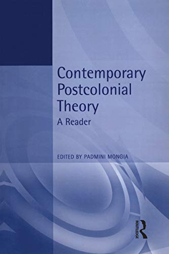9780340652886: Contemporary Postcolonial Theory: A Reader