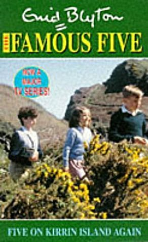 9780340653081: Five on Kirrin Island Again (The Famous Five TV Tie-ins)