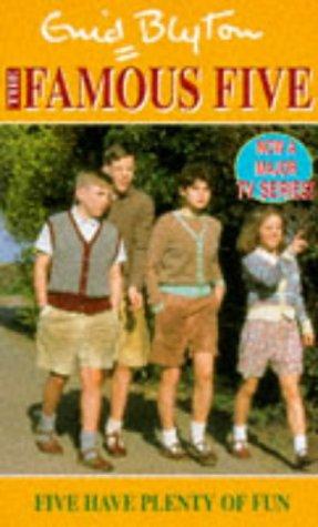 Five Have Plenty Of Fun: Book 14: Blyton, Enid