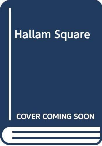 9780340653760: Hallam Square