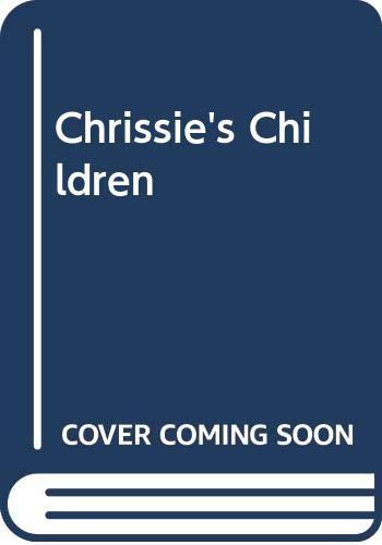 9780340654347: Chrissie's Children