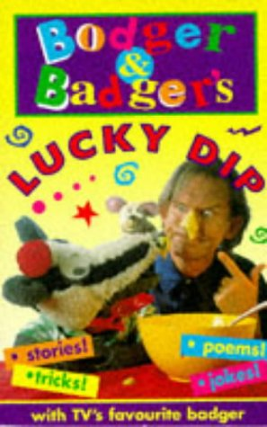9780340656884: Bodger and Badger's Lucky Dip