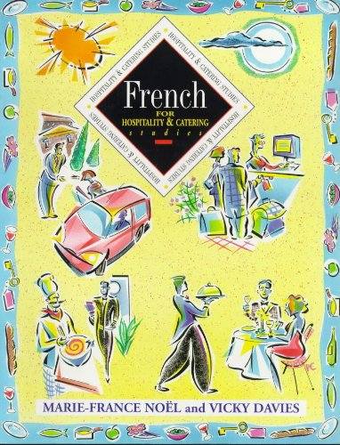 9780340658277: French for Hospitality and Catering Studies