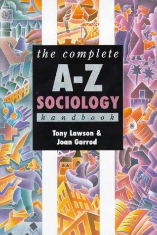 9780340658321: Complete A-Z Sociology Handbook