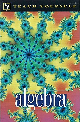 9780340658475: Algebra (Teach Yourself)
