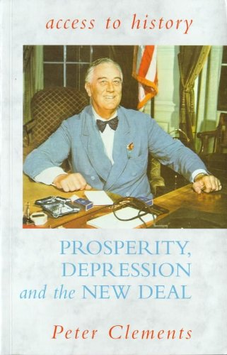 9780340658710: Access To History: Prosperity, Depression & the New Deal