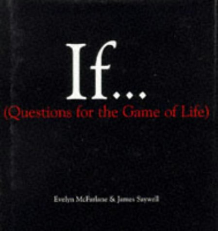 9780340660089: If...(Questions for the Game of Life)