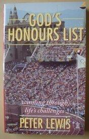 9780340661390: God's Honours List (Hodder Christian Paperbacks)