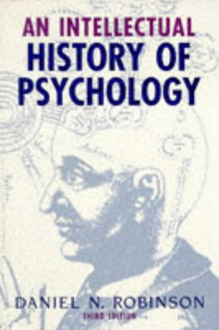 9780340662120: An Intellectual History of Psychology