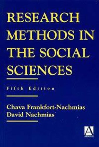 9780340662267: Research Methods in the Social Sciences