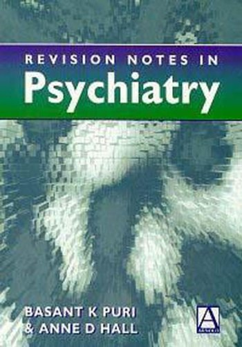 9780340662274: Revision Notes in Psychiatry