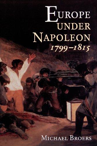 9780340662649: Europe Under Napoleon 1799-1815 (Hodder Arnold Publication)