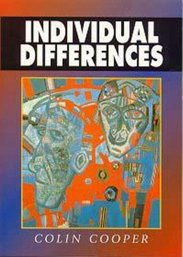 9780340662748: Individual Differences