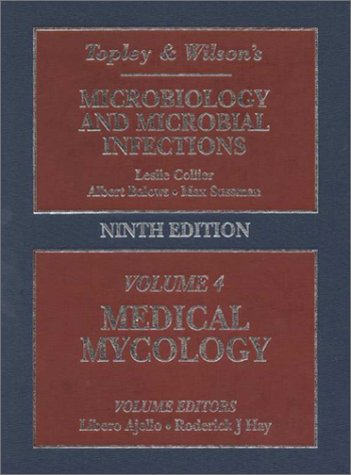 9780340663196: Topley & Wilson's Microbiology and Microbial Infections, Volume 4: Medical Mycology