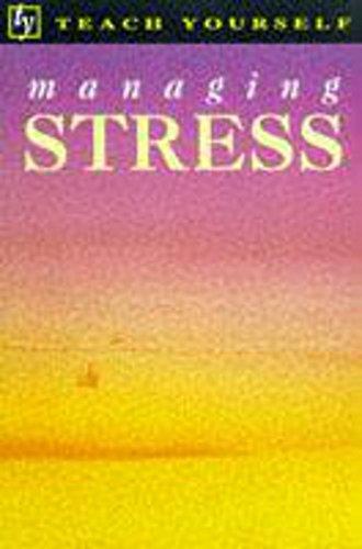 9780340663769: Managing Stress (Teach Yourself)