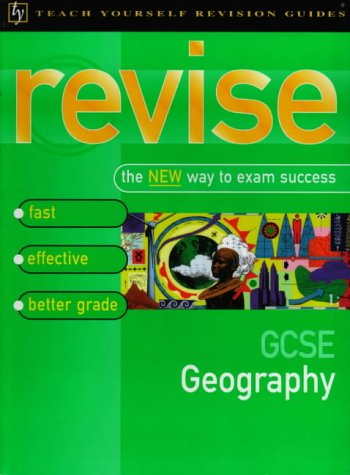 9780340663868: GCSE Geography (Teach Yourself Revision Guides)