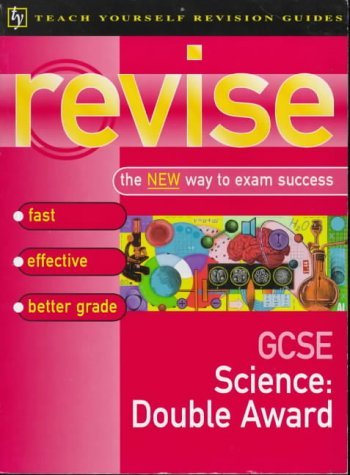 9780340663882: Teach Yourself Revise GCSE Double Science (Teach Yourself Revision Guides (TY04))