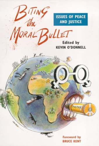 9780340664100: Biting the Moral Bullet: Issues of Peace and Justice