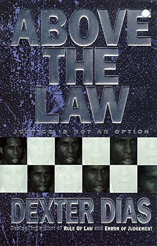 9780340665558: Above the Law