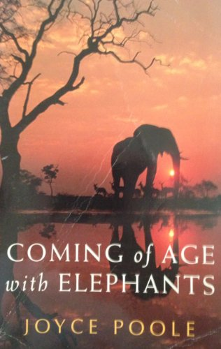 9780340665596: Coming of Age with Elephants