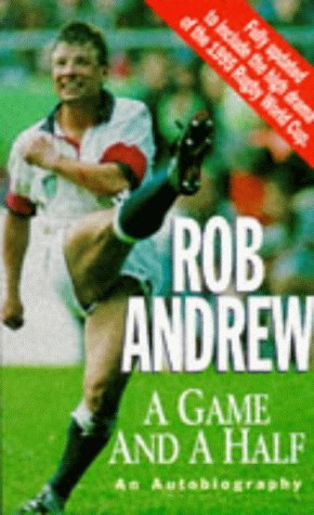 Game and a Half: Rob Andrew