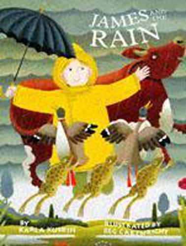9780340667514: James and The Rain