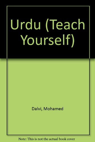 Urdu (Teach Yourself) (0340670282) by Asran Khan; Lee Harrison