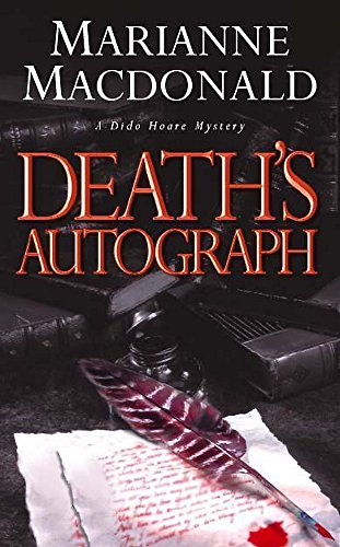 9780340671542: Death's Autograph (A Dido Hoare Mystery)