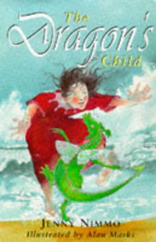 9780340673034: The Dragon's Child (Hodder Story Book)