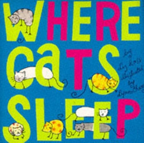 9780340674611: Where Cats Sleep