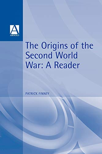 9780340676400: The Origins of the Second World War (Arnold Readers in History)