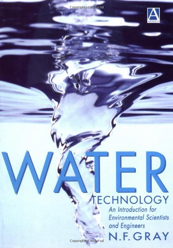 9780340676455: Water Technology; An Introduction for Environmental Students (Arnold Environmental Management & Technology)