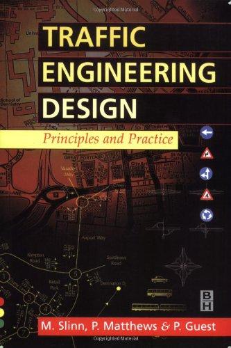 9780340676479: Traffic Engineering Design Principles & Practice