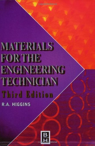 9780340676547: Materials for the Engineering Technician, Third Edition