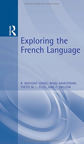 9780340676615: Exploring the French Language (German Texts) (French Edition)