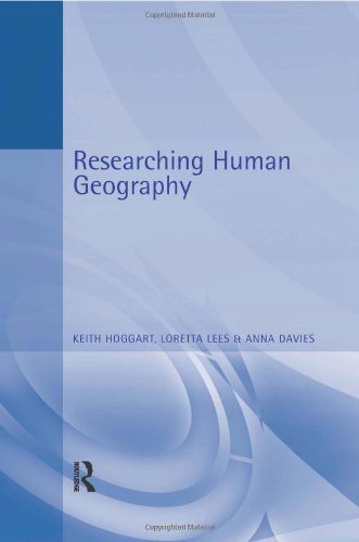 9780340676745: Researching Human Geography (Hodder Arnold Publication)