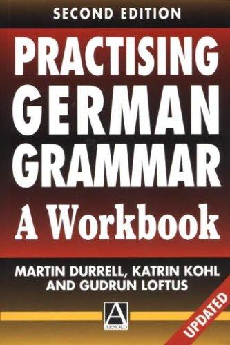9780340677032: Practising German Grammar, 2Ed: A Workbook