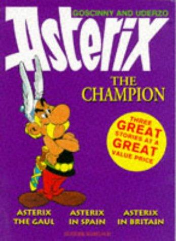 9780340677995: Asterix the Champion: