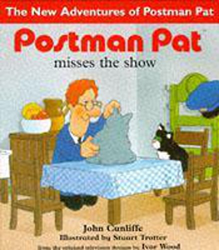 9780340678084: Postman Pat Misses the Show (The New Adventures of Postman Pat)