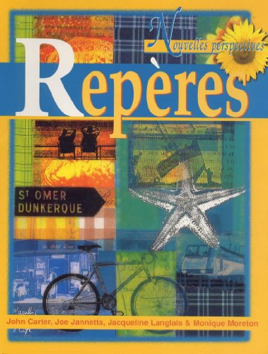 Nouvelles Perspectives, Reperes: Students Book: Jannetta, Joe and