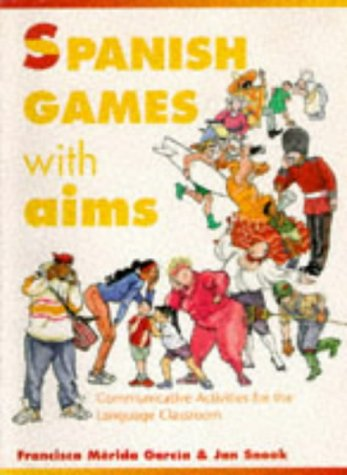 9780340679494: Spanish Games With Aims