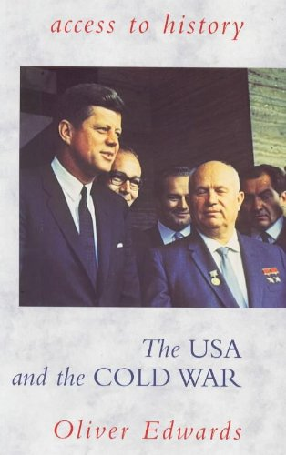 9780340679630: The USA and the Cold War, 1945-63 (Access to History)