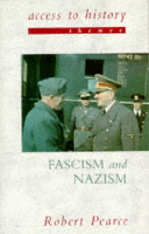 9780340679647: Access To History Themes: Fascism & Nazism